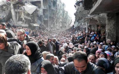 A crise da Síria contada em 10 minutos