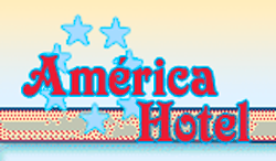 America Hotel Peruibe (13) 3458-2105