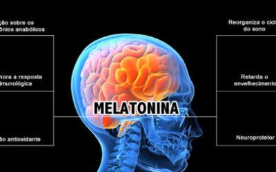 Melatonina, benefícios.